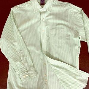Men's Brooks Brother dress button down dress shirt